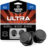 KontrolFreek Ultra for PlayStation 4 (PS4) and PlayStation 5 (PS5) | 2 Performance Thumbsticks | 2 High-Rise Concave | Black