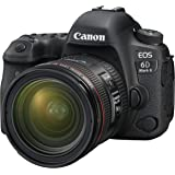 Canon デジタル一眼レフカメラ EOS 6D Mark II EF24-70 F4L IS USM レンズキット EOS6DMK2-2470ISLK