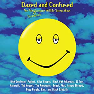 DAZED AND CONFUSED (MUSIC FROM AND INSPIRED BY THE MOTION PICTURE)[2LP PURPLE TRANSLUCENT VINYL] [Analog]