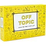 Off Topic Card Game - for Those Slightly Off