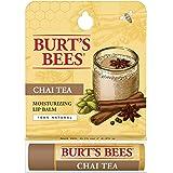 Burt's Bees Lip Balm, Chai Tea, 1 Tube, 4.25 Grams
