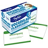 Third Grade Vocabulary Flashcards: 240 Flashcards for Improving Vocabulary Based on Sylvan's Proven Techniques for Success