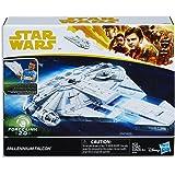 STAR WARS E0764 Force Link 2.0 Millennium Falcon with Escape Craft