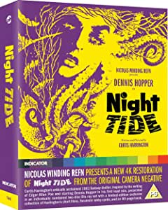 Night Tide Limited edition [1961] [Blu-ray]