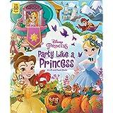 Disney Princess: Party Like a Princess: A Lift-And-Seek Book