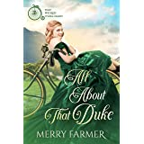 All About That Duke (That Wicked O'Shea Family Book 3)