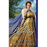 The Viscount Needs a Wife (Rogue Series Book 17)