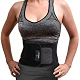 Isavera Fat Freezing System | 'Freeze Fat' at Home | Cold Body Sculpting Wrap/Belt | Helps Target Look of Tummy & Shape Stoma