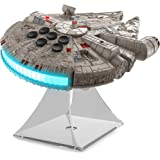 eKids Star Wars Millenium Falcon Wireless Bluetooth Speaker, Grey