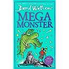 Megamonster: the mega laugh-out-loud children's book by multi-million bestselling author David Walliams