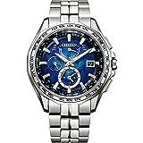 [Citizen] 腕時計 アテッサ 「CITIZEN YELL COLLECTION(シチズン エールコレクション)」 ATTESA 世界限定900本 エコ・ドライブ電波時計 ダブルダイレクトフライト AT9098-51L メンズ シルバー