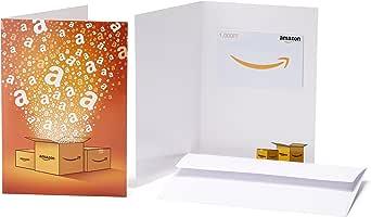 Amazonギフト券 グリーティングカードタイプ - 1,000円 (Amazonオリジナル)