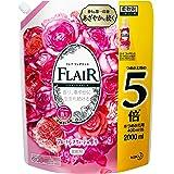 【大容量】フレアフレグランス 柔軟剤 フローラル&スウィート 詰め替え 大容量 2000ml
