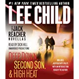 CD: Deep Down, Second Son, High Heat, and Jack Reacher's Rules