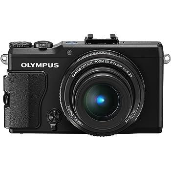 OLYMPUS デジタルカメラ STYLUS XZ-2 1200万画素 裏面照射型CMOS F1.8-2.5レンズ ブラック XZ-2 BLK