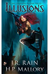 Illusions: An Epic Fantasy Adventure (Dungeon Raider Book 2) Kindle Edition
