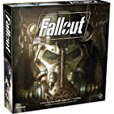Fantasy Flight Games ZX02 Fallout: The Board Game