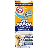 Arm & Hammer Pet Fresh Carpet Odor Eliminator, 30 Oz (Pack of 6)