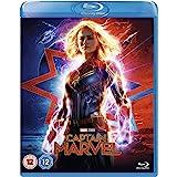 Captain Marvel [Blu-ray] [2019] [Region Free]