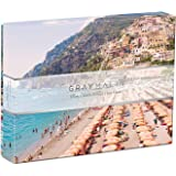 "Galison and Mudpuppy Gray Malin Italy Two-Sided Puzzle, 500 Pieces, 24""x18"" – Stunning Photos from The Iconic Italian Riviera"