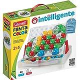 Quercetti Fantacolor Junior Mosaic Pegboard Set
