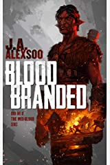 Blood Branded (The Mix-Blood Book 1) Kindle Edition