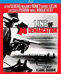 Line of Demarcation [Blu-ray]