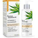 Vitamin C Facial Cleanser - Anti Aging, Breakout & Blemish, Wrinkle Reducing Gel Face Wash - Clear Pores on Oily, Dry & Sensi