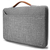 tomtoc Laptop Bag Sleeve for 2020 New Dell XPS 15 Laptop, 15-inch MacBook Pro with USB-C A1990 A1707, Surface Laptop 3 15, 14