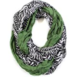 Scarfand's Animal Print Infinity Scarf Wrap Collection