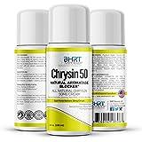 Chrysin Cream 50mg for Men - Natural Aromatase Inhibitor - Anti Estrogen Blocker Supplement - Support Hormone Balance - 90 Da