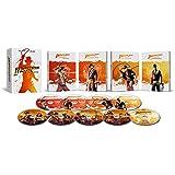 【Amazon.co.jp限定】インディ・ジョーンズ 4ムービーコレクション 40th アニバーサリー・エディション 4K Ultra HD + ブルーレイ(スチールブック仕様)[4K ULTRA HD + Blu-ray]