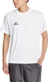 [Mizuno] トレーニングウェア ナビドライ Tシャツ半袖 32JA6150