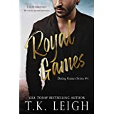 Royal Games: A Royal Road Trip Romance (Dating Games Book 4)