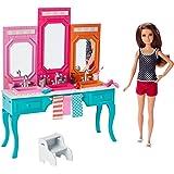 Barbie Sisters Skipper Doll with Bath Vanity