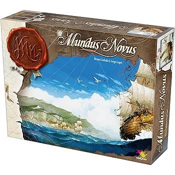 ホビージャパン特選ボードゲーム 新世界 (Mundus Novus) 日本語訳ルール付属