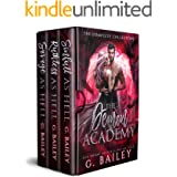 The Demon Academy: The Complete Collection