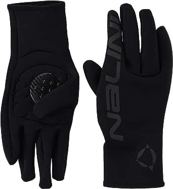 [パールイズミ] サイクリングウィンターグローブ AHW Neo Winter Gloves メンズ 4000 BLACK EU S (日本サイズS相当)