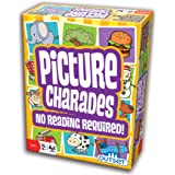 Picture Charades for Kids - No Reading Required! - An Imaginative Twist on a Classic Game Now for Young Children - Contains 4