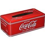 コカコーラ(Coca Cola) ティッシュケース・ホルダー 赤 9×26×13cm Coca-Cola ティッシュケー…