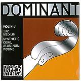 Thomastik-Infeld 1324/4 Dominant Nylon Core Violin D-String, Medium Gauge, 4/4 Scale