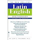 Bantam New Coll Latin/Eng(Rev)