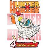 Hunter x Hunter, Vol. 4 (Volume 4): End Game