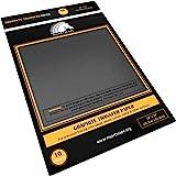 Graphite Transfer Tracing Carbon Paper - 10 Sheets - 18 x 24 - MyArtscape (Black)