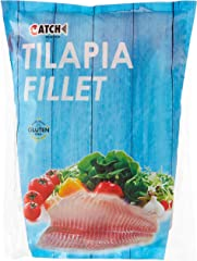 Catch Seafood Tilapia Fillet, 500g - Frozen