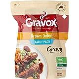 Gravox Brown Onion Gravy Pouch, 250g