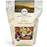 Gold Mine Yellow Corn Masa Harina - USDA Organic - Macrobiotic, Vegan, Kosher and Gluten Free Flour for Healthy Mexican Dishe