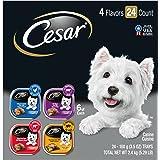 CESAR Gourmet Wet Dog Food Variety Packs - 24 Trays