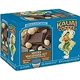 Kauai Coffee Single-serve Pods, Mocha Macadamia Nut – 100% Premium Arabica Coffee from Hawaii's Largest Coffee Grower, Compat