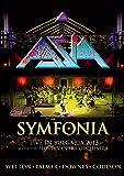 エイジア『シンフォニア~ライヴ・イン・ブルガリア 2013』【通常盤DVD(日本盤限定ボーナストラック収録/日本語解説書…